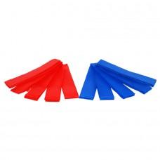 Kit Fitas Velcro Coloridas