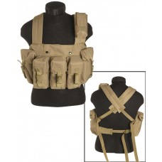 Chest Rig TAN Miltec