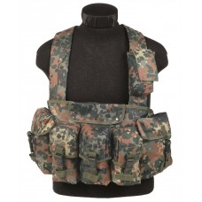 Chest Rig Flecktarn Miltec