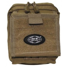 Map Pouch MOLLE TAN