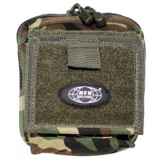 Map Pouch MOLLE Woodland