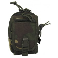 Utility Pouch Compacta Woodland