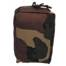 Utility Pouch Pequena Woodland