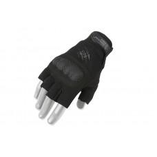 Luvas c/ Proteção Pretas Sem Dedos