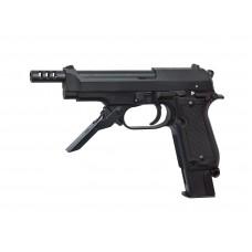 ASG M93R II, semi/burst