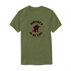 T-Shirt 'Airsoft' 2