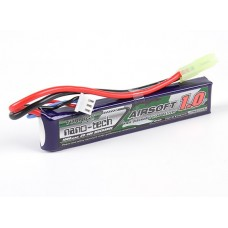 LIPO Turnigy 1000mAh, 7.4V, 20~40C (small)