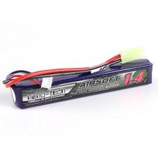 LIPO Turnigy 1400mAh, 7.4V, 15~25C