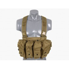 Chest Rig V2 Coyote