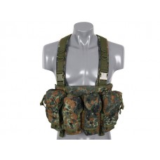 Chest Rig V2 Flecktarn