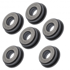 Bushings 7mm Autolubrificantes
