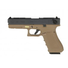 WE Glock 18C Gen.4 TAN