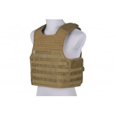 Plate Carrier Light Mesh TAN