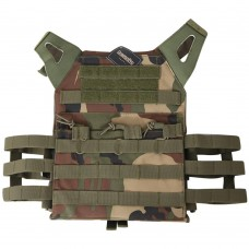 Plate Carrier JPC Woodland