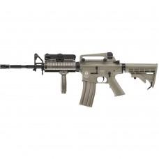 M4A1 R.I.S. Retractible Stock TAN