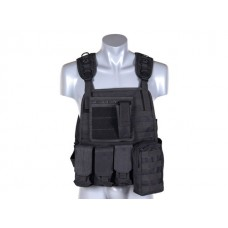Plate Carrier Harness Preto