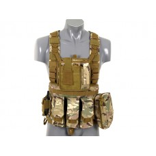 Force Recon Chest Harness Multicam