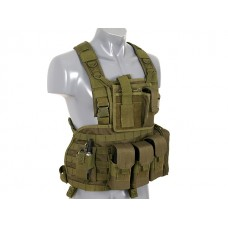 Force Recon Chest Harness OD