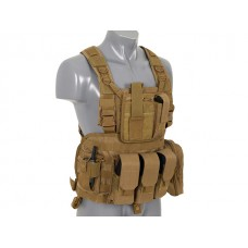 Force Recon Chest Harness TAN