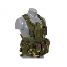 Force Recon Chest Harness Woodland