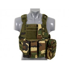 Plate Carrier Woodland