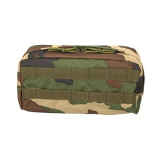 Utility Pouch MOLLE XL Woodland