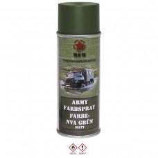 Tinta Militar Verde NVA Matte