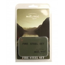 Kit Firesteel + Caixa