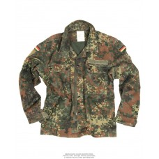 Camisa SURPLUS Flecktarn