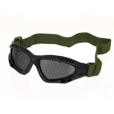Óculos de Rede Pretos