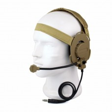 Headset EVO III TAN