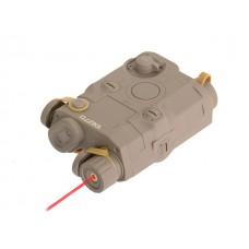 Réplica AN/PEQ 15 TAN C/Laser