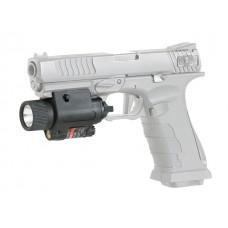 Lanterna c/ Laser para Pistola