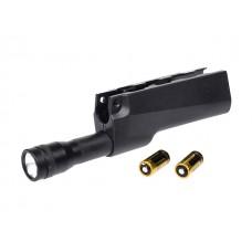 Handguard c/ Lanterna para MP5