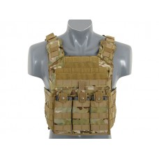 First Responder Plate Carrier Multicam