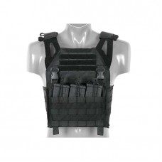Buckle Up Plate Carrier Preto