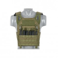 Buckle Up Plate Carrier OD
