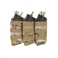 Painel Buckle Up AK Triplo Multicam