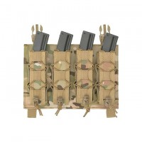 Painel Buckle Up SMG Triplo Multicam