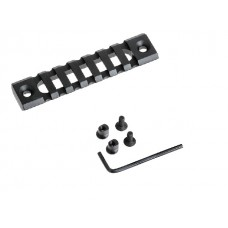 RAIL PICATINNY KEY-MOD 93MM