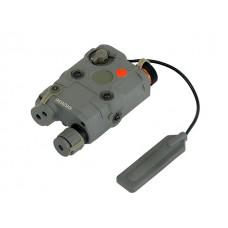 AN/PEQ 15 OD C/ Lanterna e Laser