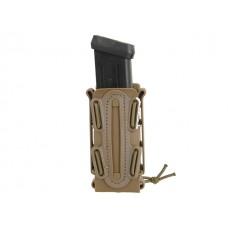 Porta Carregador Pistola Semi-Rígido TAN