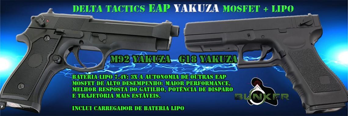 Yakuza AEP