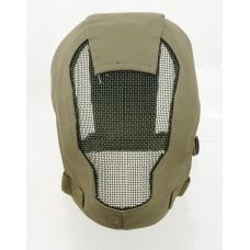 Máscara de Rede Total  OD